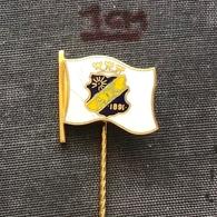 Badge Pin ZN007088 - Football (Soccer / Calcio) Sweden Allmänna Idrottsklubben AIK - Football