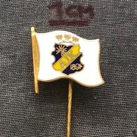 Badge Pin ZN007089 - Football (Soccer / Calcio) Sweden Allmänna Idrottsklubben AIK - Football