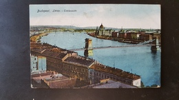 Budapest - Feldpost - Censure Stamp - Ungarn
