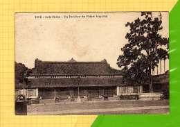 CPA HUE   INDO CHINE Un Pavillon Du Palais Imperial - Viêt-Nam