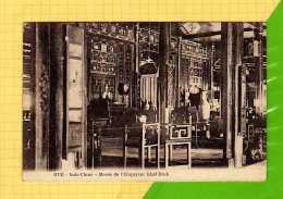 CPA HUE   INDO CHINE Musée De L'Empereur Khai DinhTable - Viêt-Nam