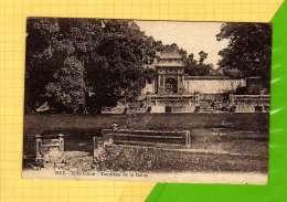 CPA HUE   INDO CHINE Tombeau De La Reine - Viêt-Nam