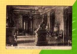 CPA HUE   INDO CHINE Grande Salle Du Trone Palais Imperial - Viêt-Nam