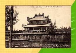 CPA HUE   INDO CHINE Pavillon Du Palais Imperial - Viêt-Nam