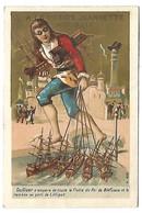 CHROMO - A LA PETITE  Roubaix - Gulliver - Chromos