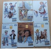 GREECE  SET -  3 Cards - Greece