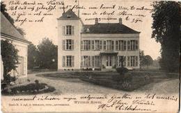 1 Oude  Postkaart  Hove        Wyninck Hoven  Uitgever  Herrmans N°148  1904 - Hove