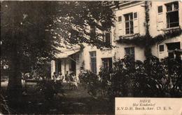 1 Oude  Postkaart  Hove   Het Kinderhof   Uitgever  RVDH - Hove