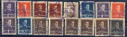 HUNGARY ROMANIA 1945 Local Stamps  @ TG MURES +different Other @  20 Stamps, - Emissions Locales