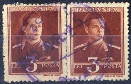 HUNGARY ROMANIA 1945 Local Stamps  @ SZOVÁTA Now SOVATA RARE - Emissions Locales