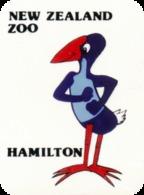 ZOO Hamilton (NZ) - Logotype - Animaux & Faune