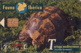 TARJETA TELEFONICA DE ESPAÑA USADA. (FAUNA) (106). - Spain