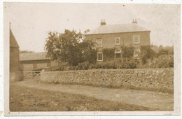 Unidentified House In The Country - England
