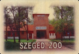 ZOO Szeged (HU) - Entrance - Animals & Fauna