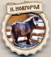 ZOO Limpopo Nizhniy Novgorod (RU) - Pony - Animaux & Faune