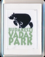 Budakeszi Vadaspark (HU) - Logotype - Animals & Fauna