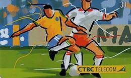 TARJETA TELEFONICA DE BRASIL (FUTBOL, CAMISA 12 - 10/16, 05/2002). (430) - Brazil