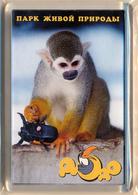 "Park Of Living Nature ""Dodo"" Anapa (RU) - Squirrel Monkey - Animals & Fauna"