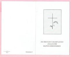 Bidprentje - Linda CLAES Echtg. Johan DEWIT - Neerpelt 1964 - Ongeval Lommel 1993 - Religion & Esotérisme