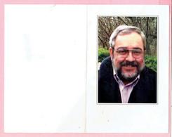 Bidprentje - Dokter Rik Vanhove Levensgezel Zus Van Baelen - Arendonk 1950 - Leuven 1993 - Religion & Esotérisme