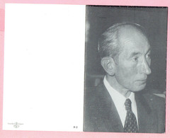 Bidprentje - Karel PEETERS Echtg. Maria BENS - Herentals 1931 - Geel 1989 - Religion & Esotérisme