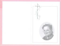 Bidprentje - Mit Luyten Wed. Vinus NEYENS - Geel 1920 - 1998 - Religion & Esotérisme