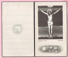 Bidprentje - Z.E.Heer Petrus Ludovicus MAES - Geel 1896 - Leuven 1952 - Religion & Esotérisme