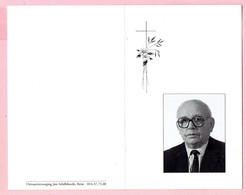 Bidprentje - August BLOCKX Echtg. Emma Aerts  - Retie 1917 - Schoonbroek 2003 - Religion & Esotérisme