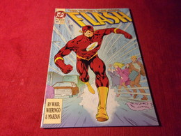FLASH    No  80 EARLY SEPT 93 - DC