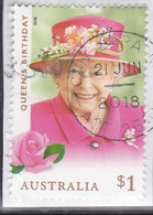 2018. AUSTRALIAN DECIMAL. Queens Birthday. $1. Queen Elizabeth. FU. - 2010-... Elizabeth II
