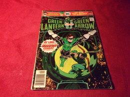 GREEN  LANTERN   GREEN ARROW    No 90 SEPT - DC