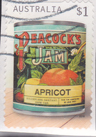 2018. AUSTRALIAN DECIMAL. Set Of Vintage Jam Labels. $1. Apricot  Jam. P&S. FU. - 2010-... Elizabeth II