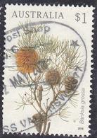 2018. AUSTRALIAN DECIMAL. Banksias. $1. Banksia Speciosa. FU.. - 2010-... Elizabeth II