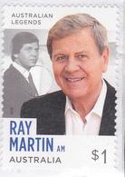 2018. AUSTRALIAN DECIMAL. Australian Legends.  $1. RAY MARTIN. FU. - 2010-... Elizabeth II