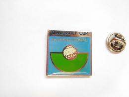 Beau Pin's , Auto BMW , Golf Cup International - BMW