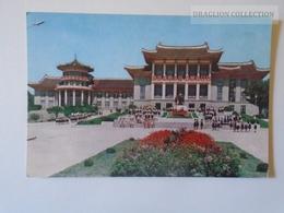 D160820  North KOREA - Old Postcard  Ca 1950-60's - Korea, North