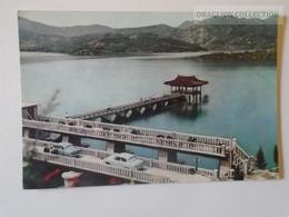 D160822  North KOREA - Old Postcard  Ca 1950-60's  Auto Automobile - Korea, North