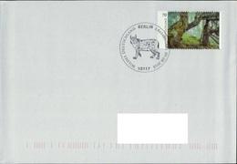 Deutschland SSt. Berlin 'Luchs Im Harz-Nationalpark' / Germany Pmk. 'Lynx, Harz National Park' 2018 - Félins