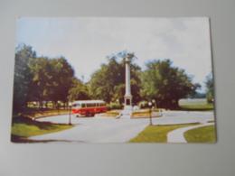 CANADA QUEBEC MONUMENT WOLFE - Québec - Château Frontenac