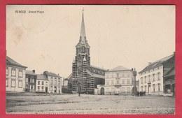 Rebecq - Grand'Place - 1913  ( Voir Verso ) - Rebecq