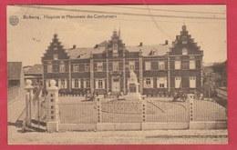 Rebecq - Hospices Et Monument Des Combattants-1931( Voir Verso ) - Rebecq