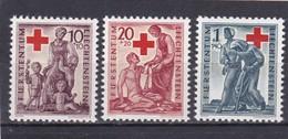 Liechtenstein, Nr. 244/46** (T 7753) - Liechtenstein