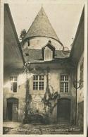 004907  Château D'Oron - Cour Intérieure Et Tour - VD Waadt
