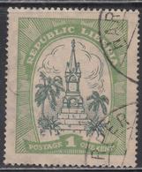 LIBERIA    SCOTT NO. 214     USED      YEAR 1923 - Liberia