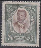 LIBERIA    SCOTT NO. 218     USED      YEAR 1923 - Liberia