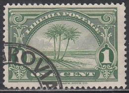 LIBERIA    SCOTT NO. 230     USED      YEAR 1923 - Liberia