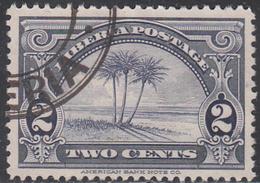 LIBERIA    SCOTT NO. 231     USED      YEAR 1928 - Liberia
