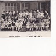 PHOTO,PHOTOGRAPHIE ANCIENNE,69,RHONE,LYON,6EME,ECOLE MATERNELLE,RUE BOSSUET,LES PETITS MOYENS,1949-1950,RARE - Lieux