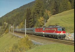 Elektro -  Lokomotiven 1042 609-6 +1044 226-7 - Trains