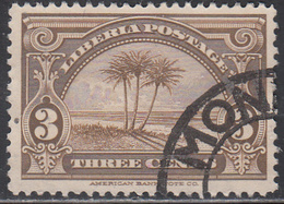 LIBERIA    SCOTT NO. 232     USED      YEAR 1928 - Liberia